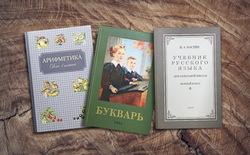 КОМПЛЕКТ №2 СОВЕТСКИХ УЧЕБНИКОВ (Сергей Редозубов)